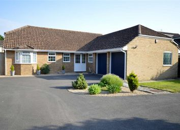 Thumbnail 3 bed detached bungalow for sale in Waverley Road, New Milton