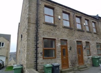 Thumbnail 2 bed end terrace house to rent in Longwood Gate, Longwood, Huddersfield