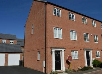 Thumbnail 4 bed end terrace house for sale in Wildacre Drive, Little Billing, Northampton