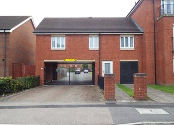 Thumbnail 2 bedroom flat for sale in Dunoon Drive, Monmore Grange, Wolverhampton, West Midlands