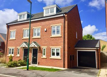 Thumbnail 3 bed semi-detached house to rent in Harton Court, South Shields