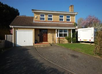 Thumbnail 4 bed detached house for sale in Downland Copse, Uckfield, East Sussex