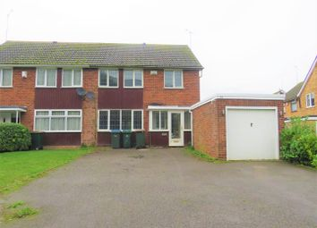 Thumbnail 3 bed property to rent in Farber Road, Coventry