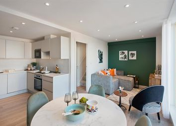 Thumbnail 3 bed flat for sale in Worthing Road, Prewetts Mill, Horsham, West Sussex