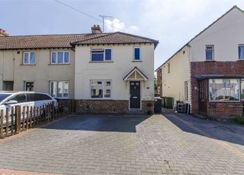Thumbnail 3 bed end terrace house for sale in Burns Road, Eastleigh, Hampshire