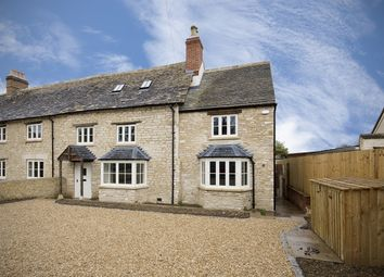 Thumbnail 5 bed semi-detached house to rent in Main Road, Long Hanborough, Witney