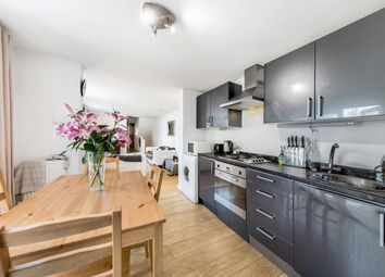 Thumbnail 3 bedroom flat to rent in Stirling Road, Stockwell, London