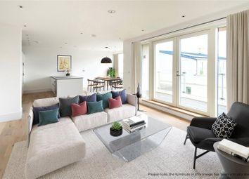 5 Granville Court, Granville Road, Bath BA1. 2 bed flat for sale