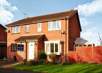 Thumbnail 3 bedroom semi-detached house to rent in Bracken Road, Driffield