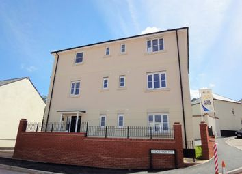 Thumbnail 2 bed flat to rent in Carhaix Way, Dawlish