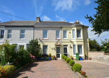 Thumbnail 3 bed terraced house for sale in Moorfield Villas, Pink Moors, St Day, Cornwall