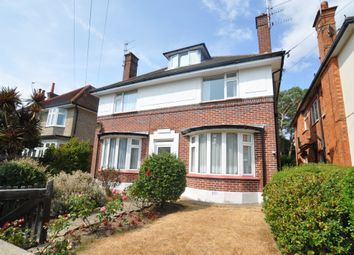 Thumbnail 1 bed flat to rent in Heatherlea Road, Southbourne, Bournemouth