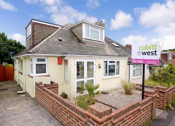 Thumbnail 3 bed bungalow for sale in Chrisdory Road, Portslade, Brighton, East Sussex