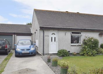 Thumbnail 2 bed semi-detached bungalow to rent in Chytroose Close, Helston
