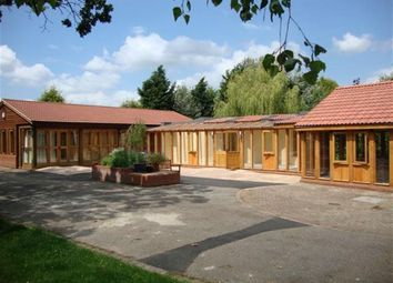 Thumbnail 1 bedroom bungalow to rent in Park Lane, Fen Drayton, Cambridge