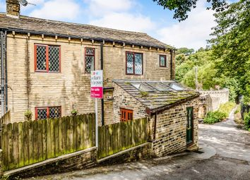 Thumbnail 4 bed cottage for sale in Ellen Holme, Luddendenfoot, Halifax