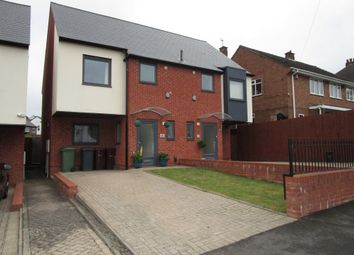 Thumbnail 3 bed semi-detached house for sale in Sandringham Road, Penn, Wolverhampton