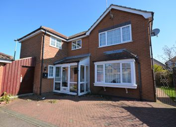 Thumbnail 4 bed detached house for sale in Ohio Close, Carlton Colville, Lowestoft
