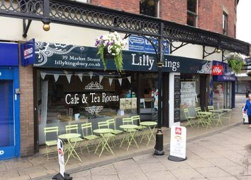 Thumbnail Restaurant/cafe for sale in Peel Industrial Estate, Chamberhall Street, Bury