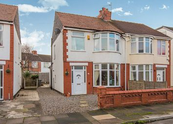 Thumbnail 3 bed semi-detached house for sale in Fernhurst Avenue, Blackpool