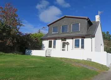 Thumbnail 3 bed detached house for sale in Old Camp, Kyle Of Lochalsh
