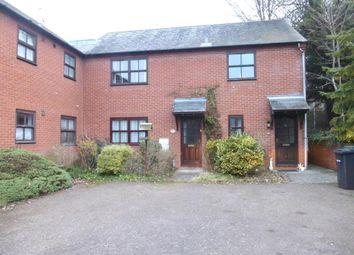 Thumbnail 2 bedroom maisonette to rent in Poplars Court, Leicester Road, Market Harborough