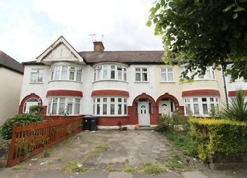 Thumbnail 3 bed terraced house to rent in Trinity Avenue, Enfield