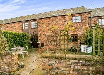Thumbnail 3 bed barn conversion for sale in Godscroft Lane, Frodsham