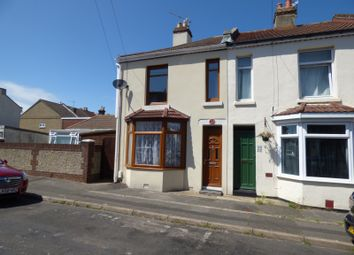Thumbnail 2 bed end terrace house to rent in Clifton Street, Gosport