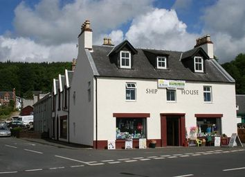 Thumbnail Commercial property for sale in Lamlash, Isle Of Arran