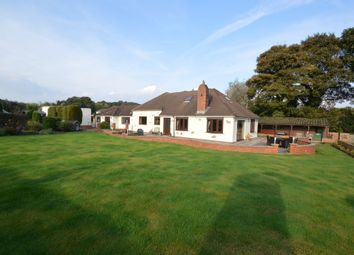 Thumbnail 6 bed detached bungalow for sale in Hall Lane, Chapelthorpe, Wakefield