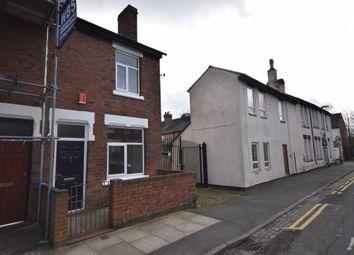 Thumbnail 2 bedroom end terrace house for sale in Woodgate Street, Meir, Stoke-On-Trent