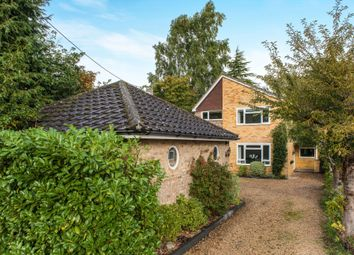 Thumbnail 5 bed detached house for sale in Ambleside Road, Lightwater, Surrey