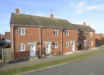 Thumbnail 2 bedroom terraced house for sale in Thistle Drive, Desborough, Northamptonshire