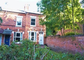 Thumbnail 3 bed end terrace house to rent in Aldwyn Avenue, Moseley, Birmingham