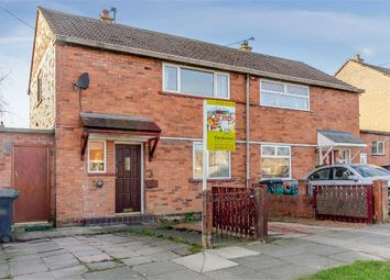 Thumbnail 2 bed semi-detached house for sale in Brantwood Avenue, Carlisle, Cumbria