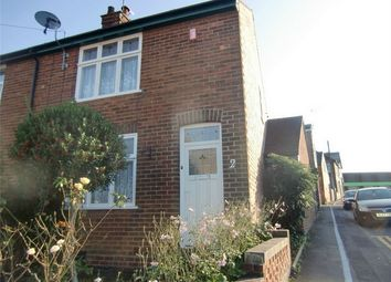 Thumbnail 2 bed semi-detached house to rent in Grosvenor Road, Eastwood, Nottingham