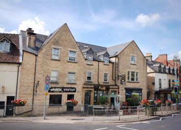 Thumbnail 2 bed flat for sale in Market Street, Nailsworth, Stroud