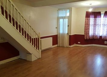 Thumbnail 3 bed terraced house to rent in Ordnance Road, Enfield