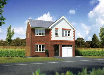"Thumbnail 4 bed detached house for sale in ""Carlton"" at Ffordd Eldon, Sychdyn, Mold"