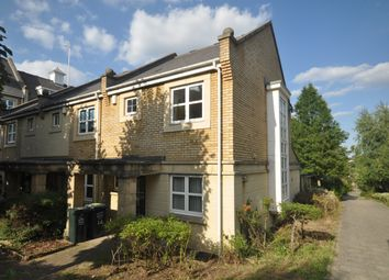 Thumbnail 3 bed end terrace house to rent in Kingfisher Drive, Greenhithe
