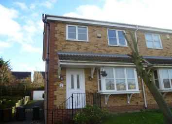 Thumbnail 3 bed property to rent in Campion Road, Woodville, Swadlincote