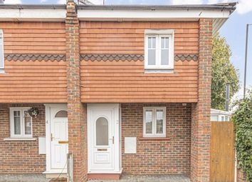 Thumbnail 1 bed semi-detached house to rent in Campbell Road, Twickenham