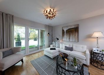 Thumbnail 2 bed flat for sale in London Square, Isleworth, London