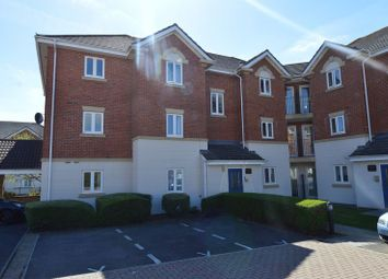 Thumbnail 2 bed flat to rent in Hermes Court, Hayling Close, Gosport
