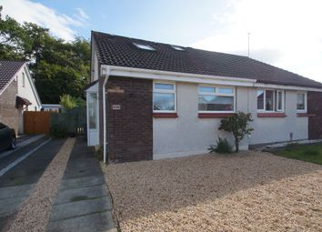 Thumbnail 3 bed semi-detached bungalow for sale in Moidart Gardens, Kirkintilloch