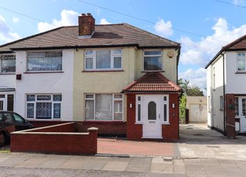 Thumbnail 3 bed property to rent in Wentworth Crescent, Hayes, Middlesex