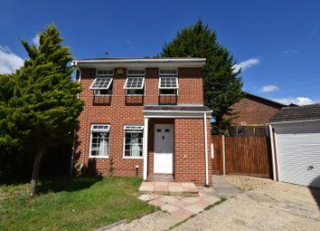 Thumbnail 3 bed detached house for sale in Ramsey Close, Lower Earley, Reading
