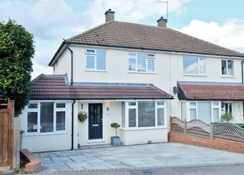 Thumbnail 3 bed semi-detached house for sale in Mansfield Close, Orpington
