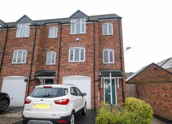 Thumbnail 4 bed town house for sale in Bellona Close, Hebburn